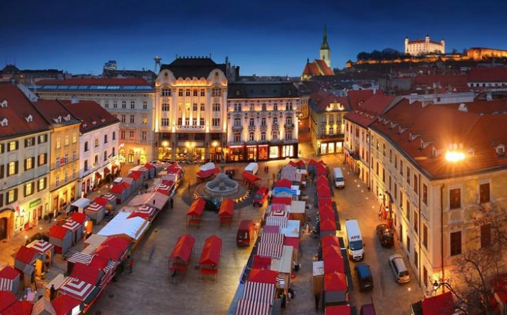 Beautiful Bratislava
