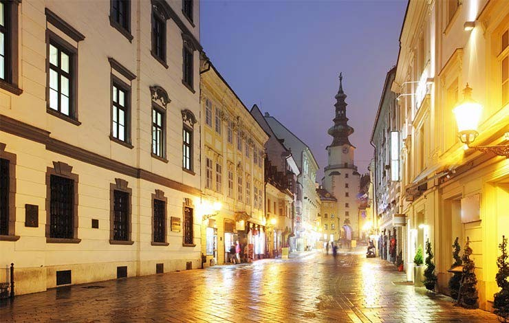 VIDEO: Discover Bratislava
